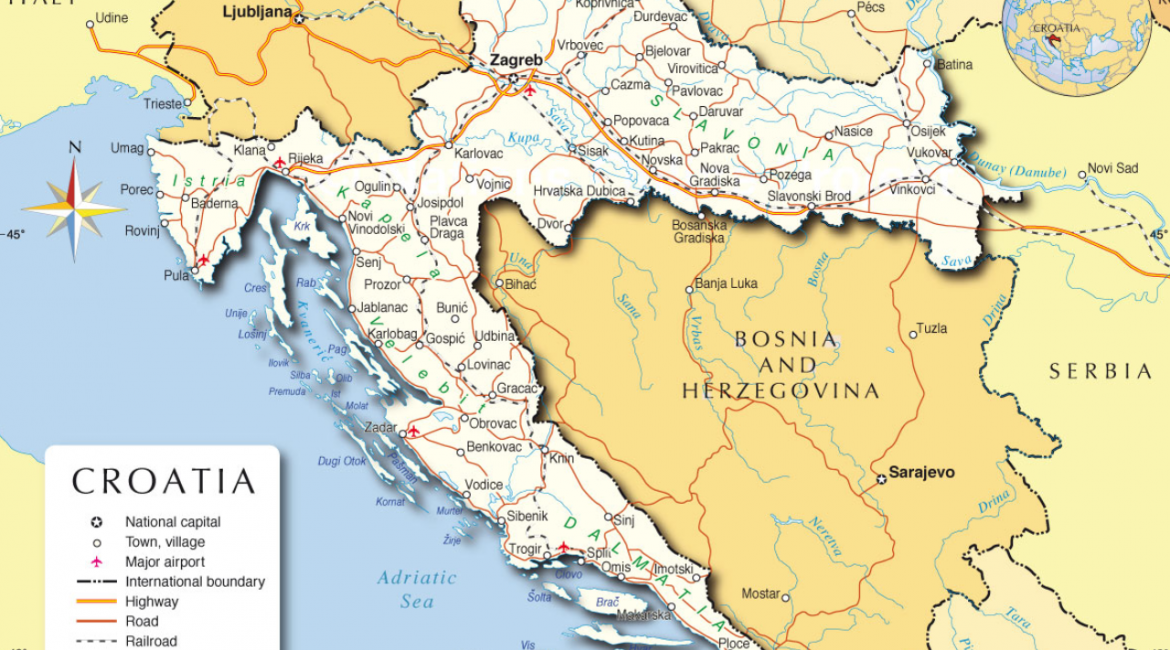 Some interesting facts about Croatia